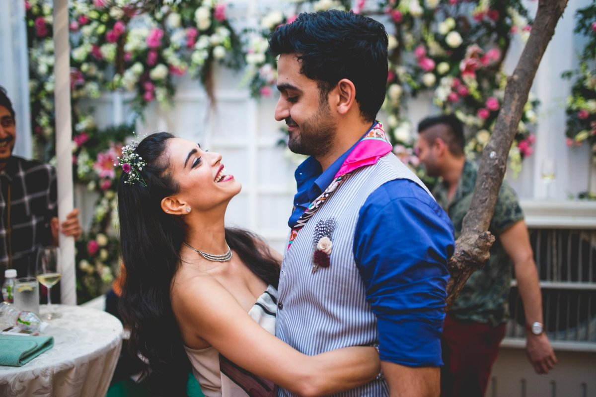 """The Vintage Rustic"" Wedding of Anjali-Akshay's #donejali is fetching! Managed and Planned by WED gurus 