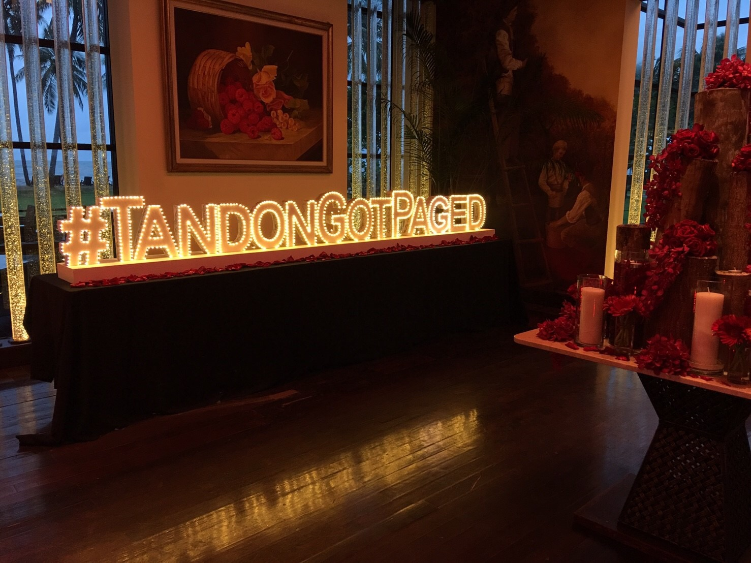 #TandonGotPaged #wizkim #thailand #wedtease #coupelgoals #indianweddings #destinationweddings #wedtease